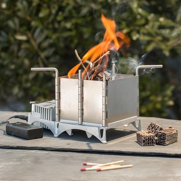 Multi-Fuel Survival Stove