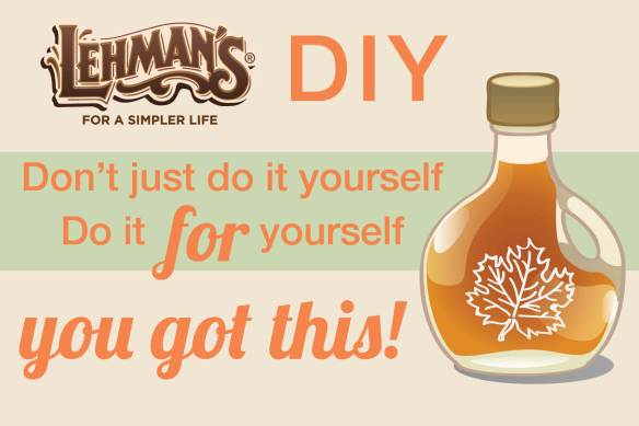 diy maple syrup