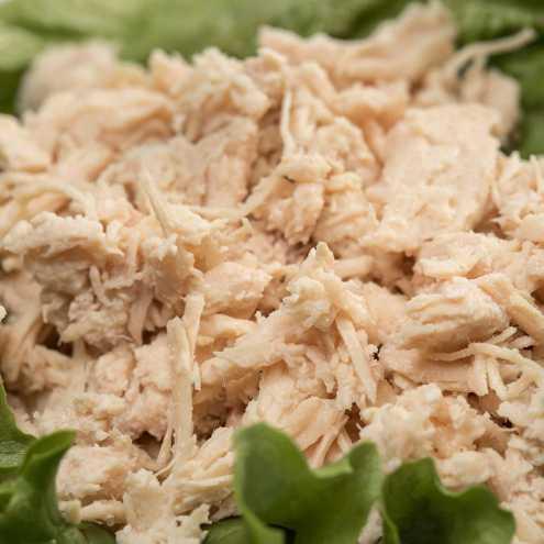 lehman's canned chicken