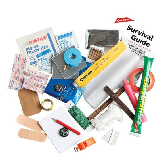 Basic Survival First Aid Kit