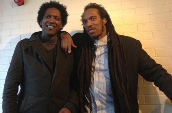 Lemn Sissay & Benjamin Zephaniah