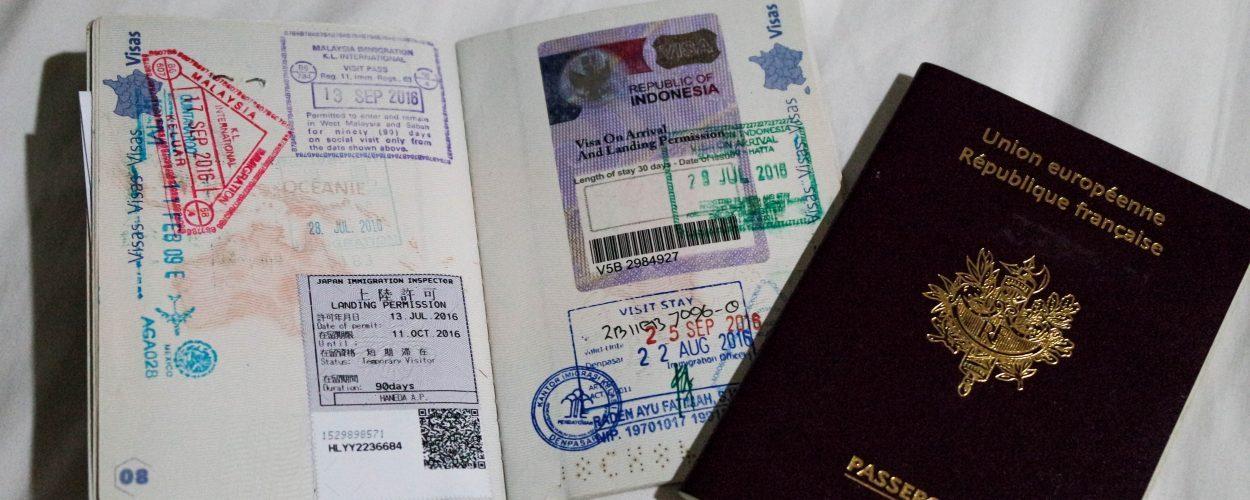 Prolonger son visa indonésien