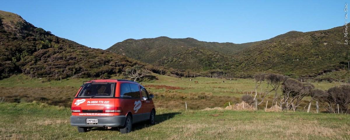 Trucs et astuces pour un road trip en Nouvelle Zélande