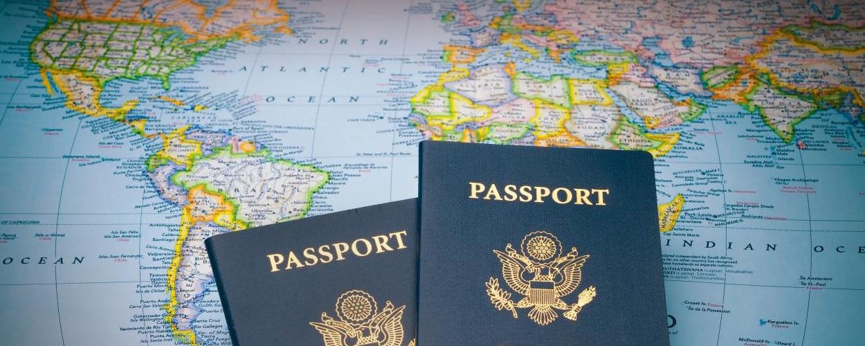 vol de passeport