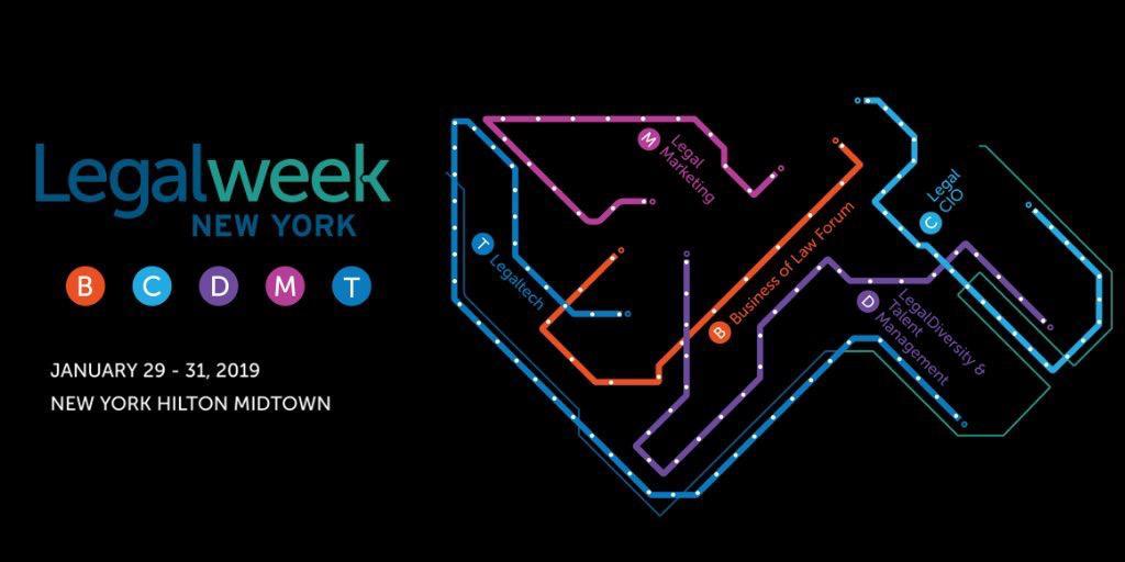 Legalweek 2019