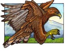 eaglegolden