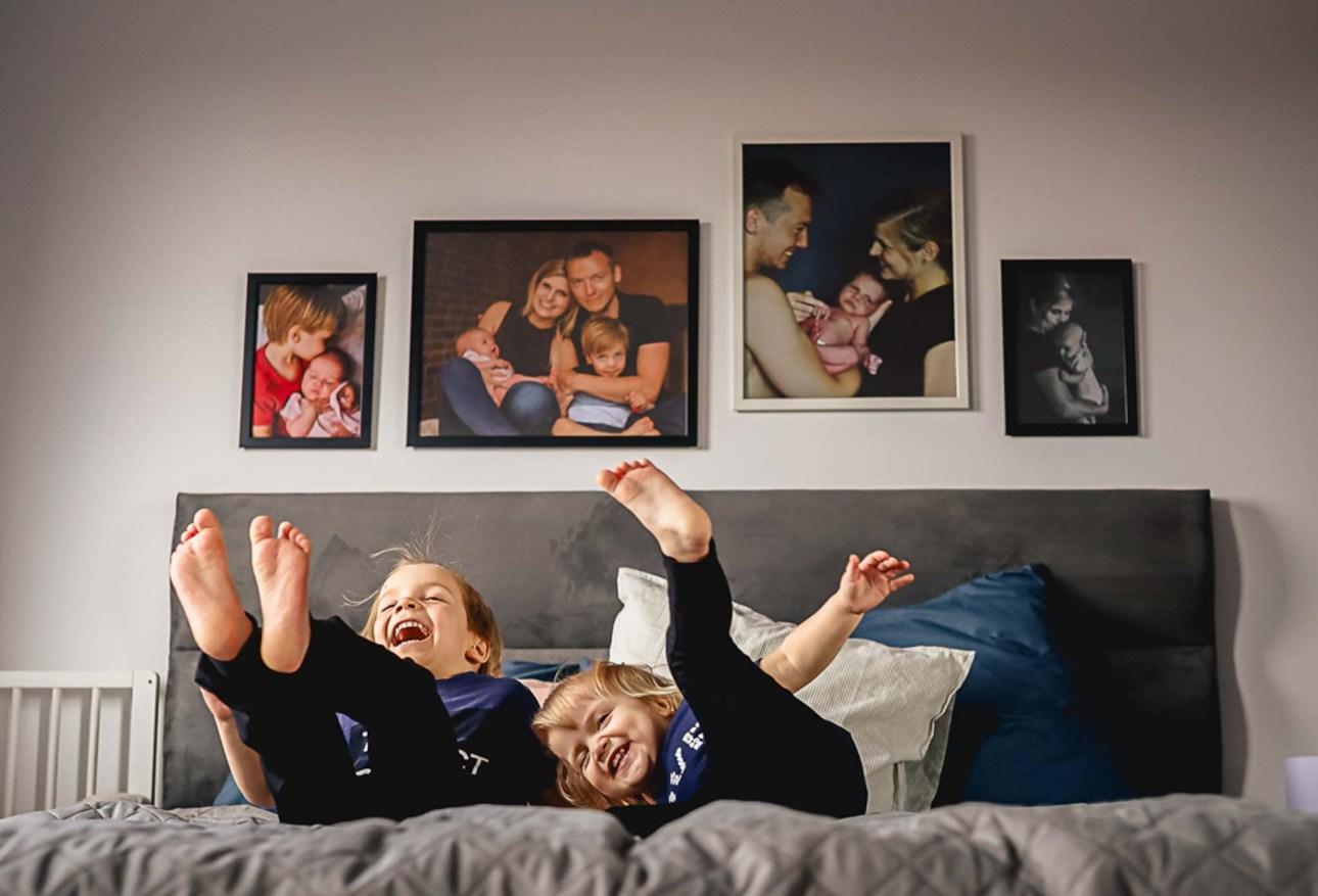 jak zostać fotografem rodzinnym