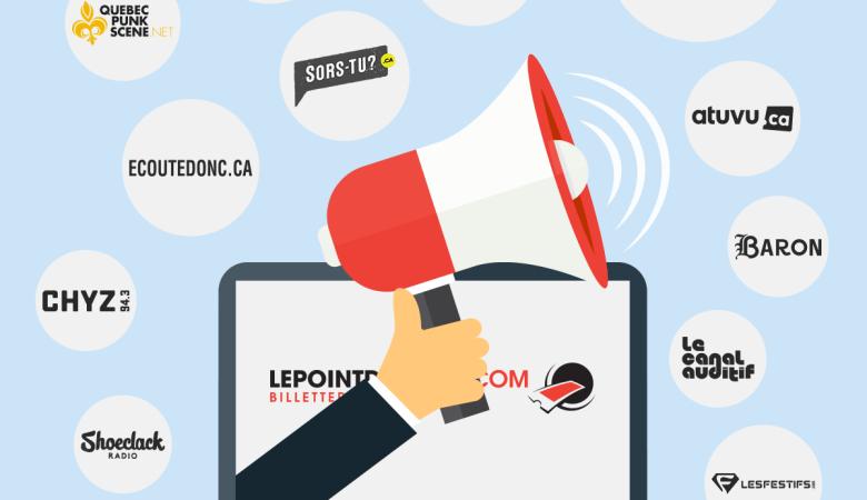 Lepointdevente.com - Outil de diffusion