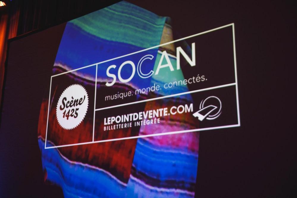 5 à 7 Scene 1425 / SOCAN / Lepointdevente.com