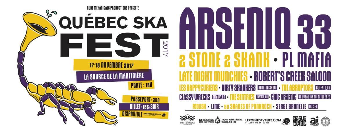 Québec Ska Fest