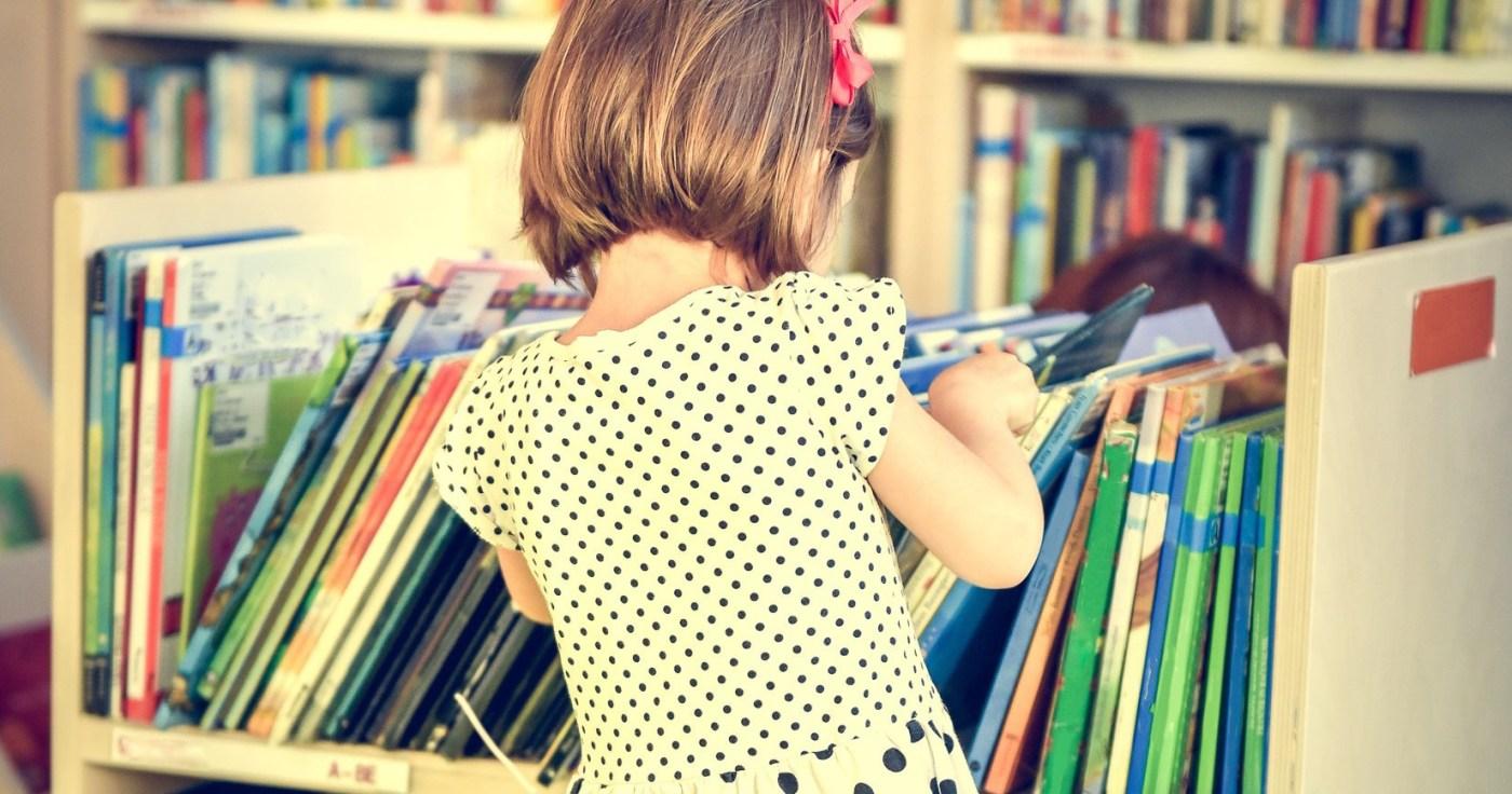 como escolher um livro infantil