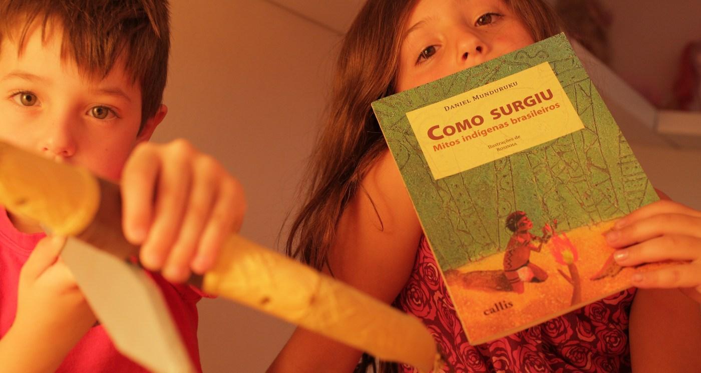 mitos indígenas brasileiros