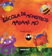 Escola de Monstros Madame Mo