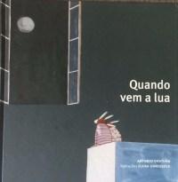 livro quando vem a lua