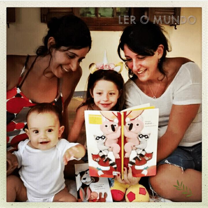 leitura para bebês