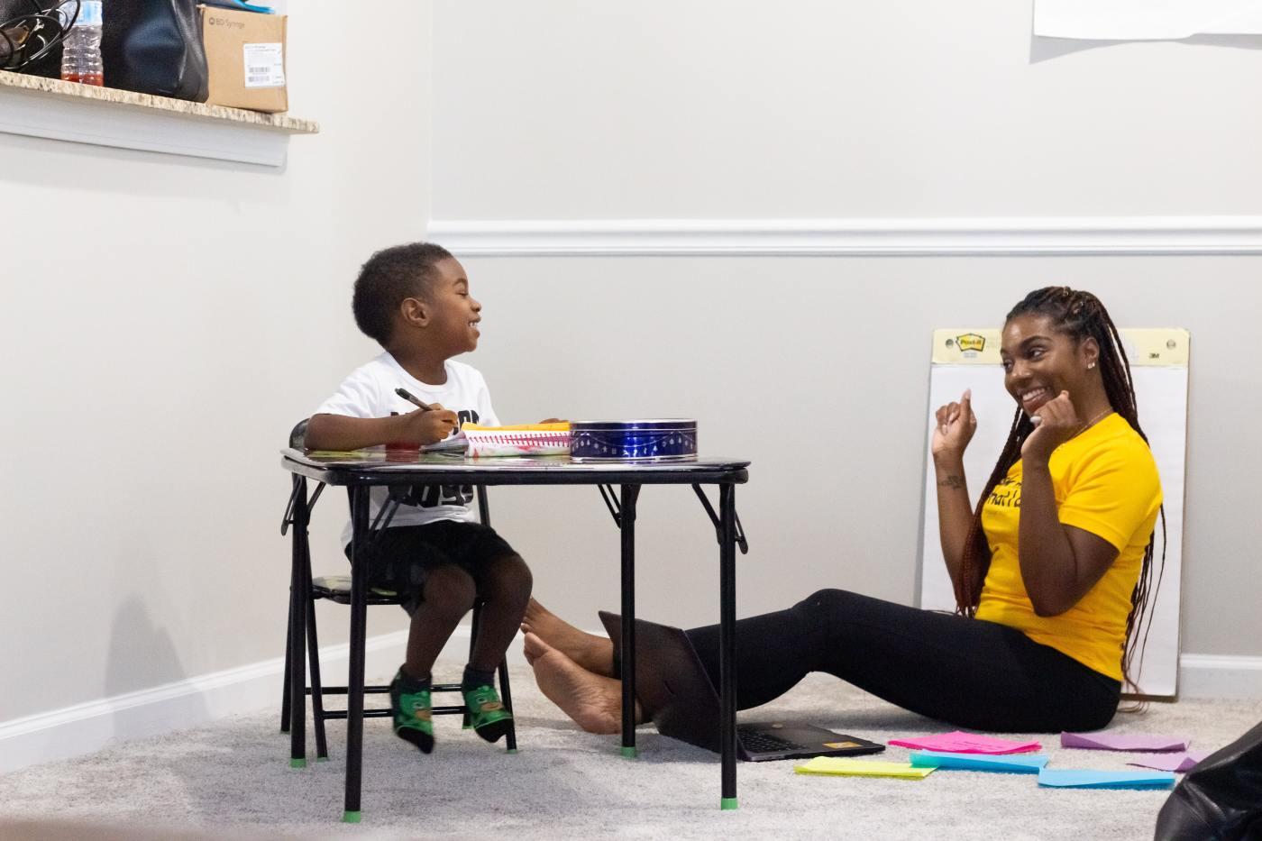 lição de casa como ajudar
