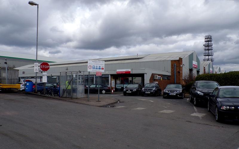 Abellio London Beddington Bus Garage