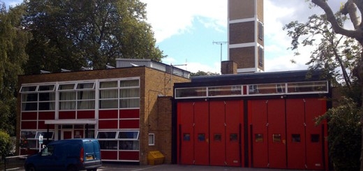 London Fire Brigade (A32) Hornsey Fire Station