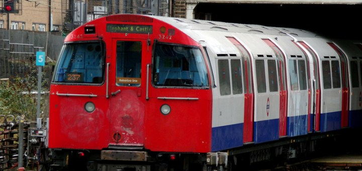 London Underground Bakerloo Line 1972 Stock