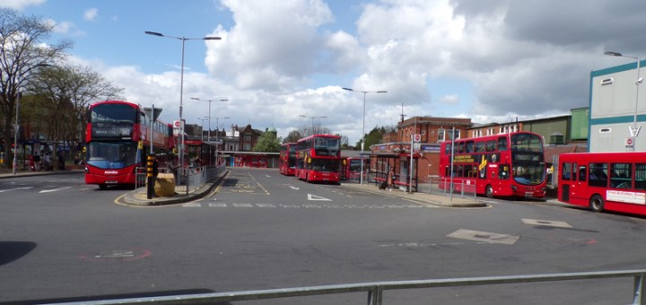 London Bus Services Limited Golders Green Bus Station