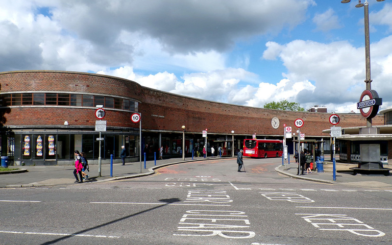 London Bus Services Limited Southgate Bus Station