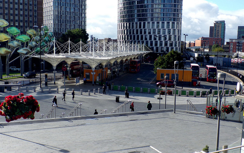 London Bus Services Limited Stratford Bus Station
