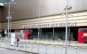 London Bus Services Limited Stratford City Bus Station