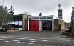 London Fire Brigade (A36) Southgate Fire Station