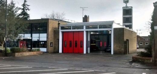 London Fire Brigade (A36) Southgate Fire Station