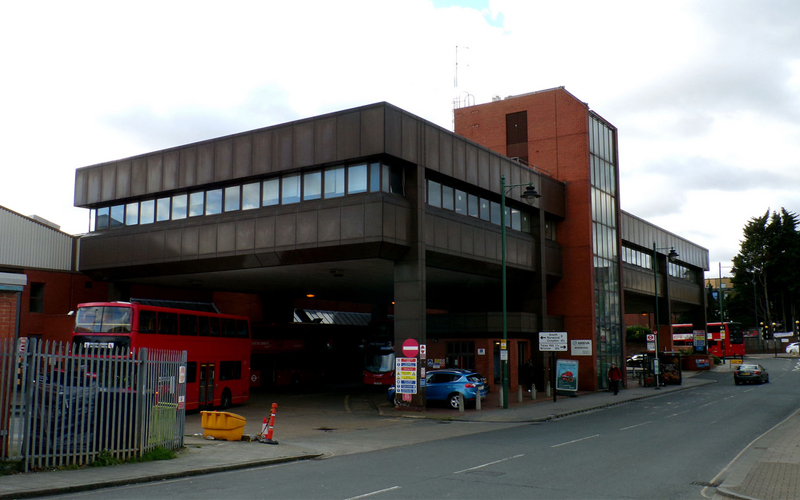 Arriva London Norwood (N) Bus Garage