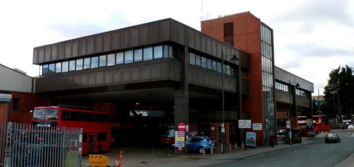 Arriva London Norwood (N) Bus Garage