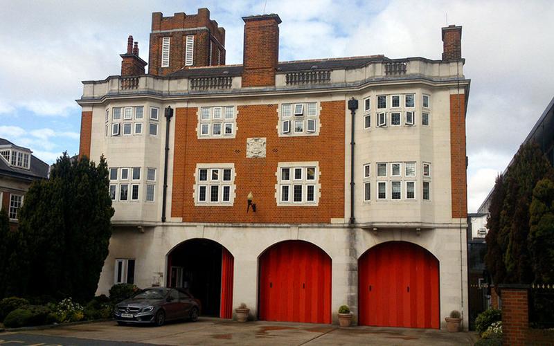London Fire Brigade (A40) Hendon Fire Station