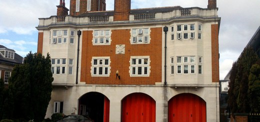 London Fire Brigade (A40) Hendon Fire Station
