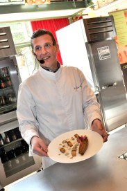 Eric Prowalski - Restaurant Gastronomique Rotonde Tresoms Annecy