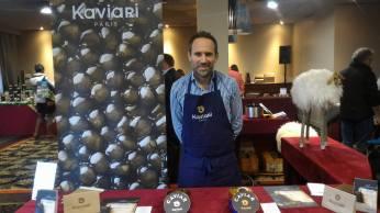Kaviari - Marché des Trésoms Annecy