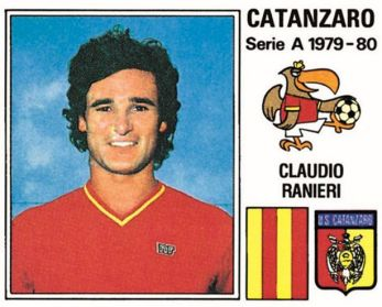 Ficha de Claudio Ranieri como jugador