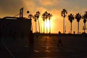 localización exterior, torneo de baloncesto