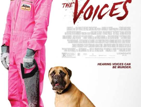 2018 31 Days of Scary Movies - October 17 - The Voices