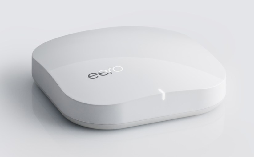 The eero Wireless thing