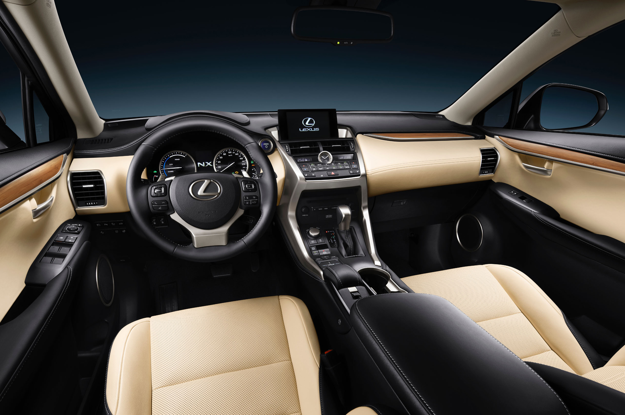 Why Lease a Used or New Lexus NX in tario Lexus of London in