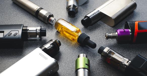 e-cigarette starter-kit