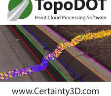 Image of TopoDot Software in Use