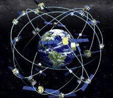 Diagram of GPS Constellation