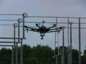 Photo of drone for Which Types of Surveys are Best Suited to Lidar?