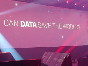 screen Can Data Save the World?