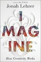 Cover of Imagine by Jonah Lehrer