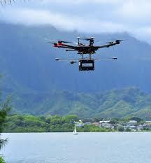 Photo of ASTRALite Topo-Bathy for UAV