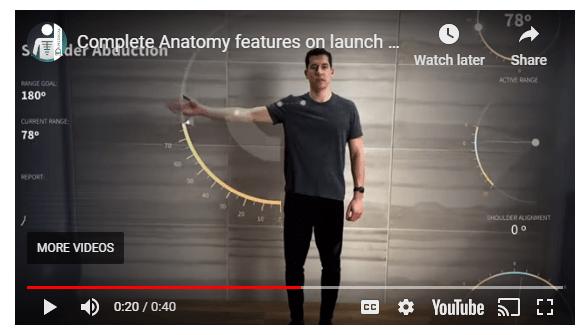 image of Complete Anatomy Will Use iPad Pro Lidar Sensor