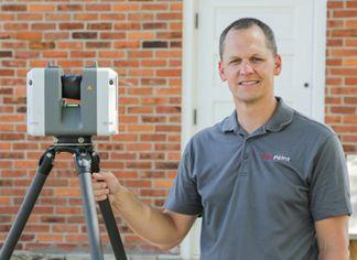 image of Ryan Hacker, Founder of Truepoint Laser Scanning Explains 3D Laser Scanning