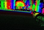 Point cloud of AEye and Continental Join Forces